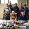 The Congregators Circle puts together Hygiene Kits for Church World Service