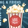 Teen Movie Night, March 19th, 7-10pm