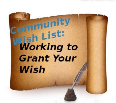 communityWISHlist